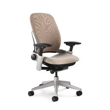 Leap® 3D-Mesh/Fabric Office Chair
