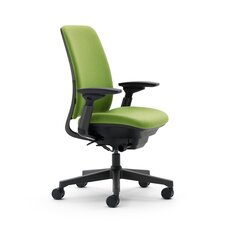 <strong>Steelcase</strong> Amia Mid-Back Upholstered Work Chair