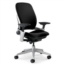 Leap® 3D-Mesh & Leather Office Chair