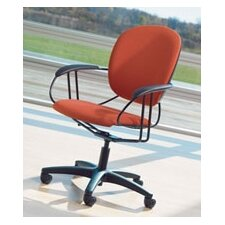 <strong>Steelcase</strong> Uno Multi-Purpose High-Back Upholstered Chair