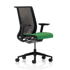 Think® Mid-Back Mesh Office Chair