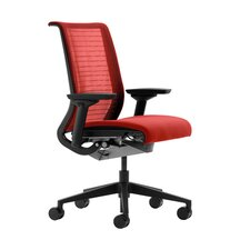 <strong>Steelcase</strong> Think Mid-Back Mesh Office Chair