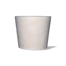 ResinStone Tall Cylinder Vase