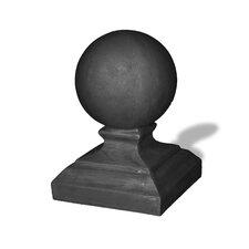Round Finial Sculpture Cap