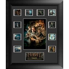 Hobbit 2: The Desolation of Smaug Mini Montage FilmCell Presentation Framed Memorabilia