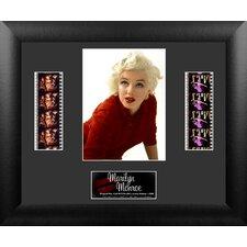 Marilyn Monroe MGC Double FilmCell Presentation Framed Memorabilia