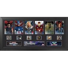 Avengers Deluxe FilmCell Presentation Framed Memorabilia