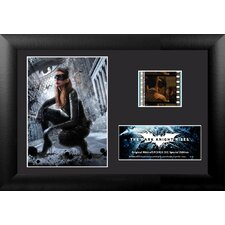 Batman The Dark Knight Rises Catwoman Mini FilmCell Presentation Framed Memorabilia