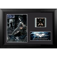 Batman The Dark Knight Rises Mini FilmCell Presentation Framed Memorabilia