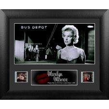 Marilyn Monroe MGC Single FilmCell Presentation Framed Memorabilia