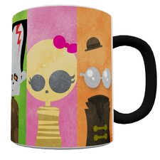 <strong>Trend Setters</strong> Monsters Morphing Mug