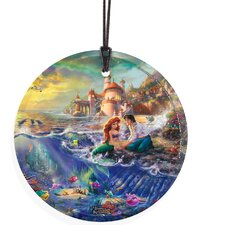Thomas Kinkade (The Little Mermaid) StarFire Prints Wall Décor