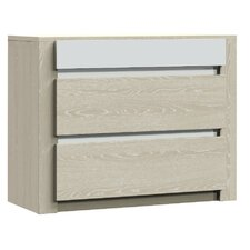 Docker 3 Drawer Chest
