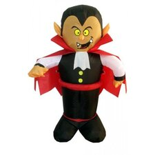 4' Halloween Inflatable Vampire