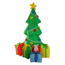 Christmas Inflatable Tree Decoration