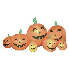 Halloween Inflatable Pumpkins Decoration