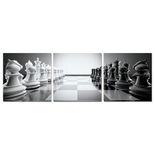Make Your Move Modern 3 Piece Photographic Print