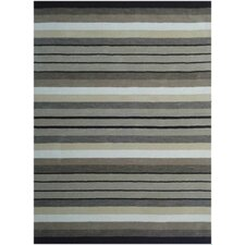 Mantra Black Ombre Rug