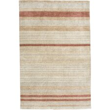 Espanola Design Cloud White, Hand-Woven Rug