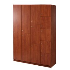Thermal Fused Laminate Locker Kit
