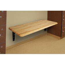 Hardwood Locker ADA Bench