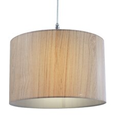 Wood Effect Lamp Shade