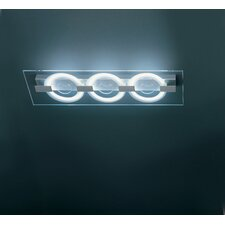 O-Sound Three Light Wall / Ceiling Light