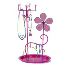 Flower Jewelry Holder