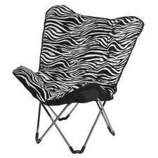 Plush Moon Chair