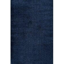 Layla Blue Solid Rug