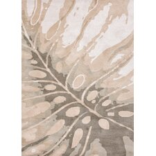 Coastal Living(R) Hand-Tufted Gray Coastal Rug