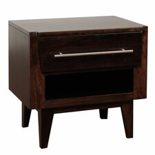 <strong>JS@home</strong> Green Bay Road 1 Drawer Nightstand