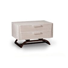 Sheridan Road 2 Drawer Nightstand