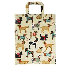 Hound Dog PVC Medium Bag