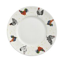 Rooster 19cm Bone China Side Plate