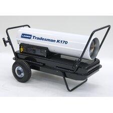 Tradesman 170,000 BTU Utility Kerosene Space Heater