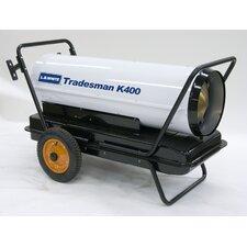 Tradesman 400,000 BTU Utility Kerosene Space Heater