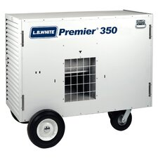 Premier-350N Unit 350,000 BTU Utility Natural Gas Space Heater