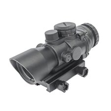 <strong>Sun Optics</strong> 3x32 Prismatic Reticle Rifle Scope