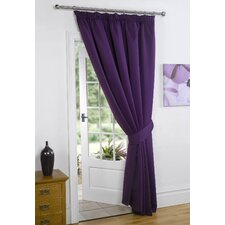 Blackout Door Curtain