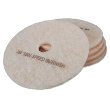 "Ultra High-Speed TopLine 20"" Floor Burnishing Pad (Pack of 5)"