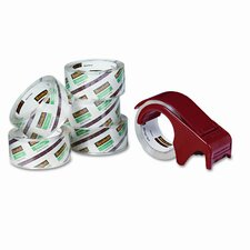 Scotch Moving and Storage Tape, 6 Rolls/Pack