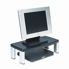 Extra-Wide Adjustable Monitor Stand