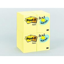 <strong>3M</strong> Post-it Notes Value Pk 24 Pads