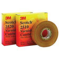 "Scotch® Varnished Cambric Tapes 2510 - 2510 2""x36yds. varnishedcambric tap"