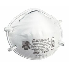 R95 Particulate Respirators - 3m 8240 r95 resp (20/box)