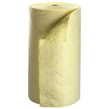"High-Capacity Chemical Sorbent Rolls - 38""x150' high capacitychemical so"