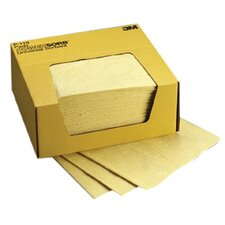 "Chemical Sorbent Pads - 11""x13""pad powersorb sorbent"