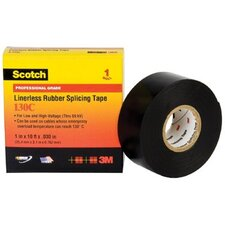 "Scotch® Linerless Splicing Tapes 130C - 00075 130c 1-1/2""x30' linerless rubber spli"