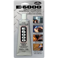 <strong>E6000</strong> 3.7 Oz Clear E6000® Automotive & Industrial Adhesive 230022